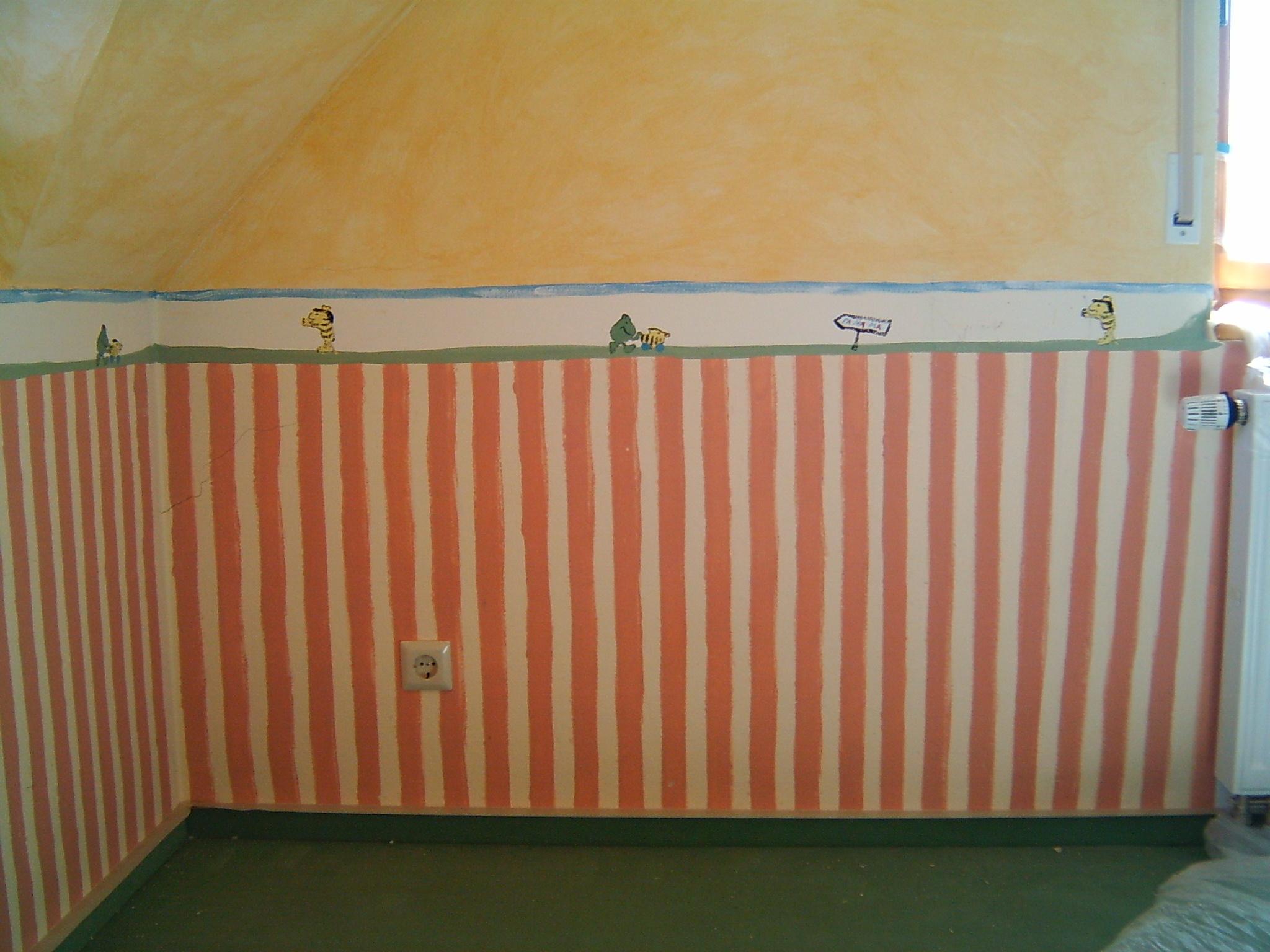 Schlafzimmer gestalten braun - Tafellack wand ...